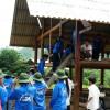 Mùa hè xanh 2011 nóng bỏng của sinh viên Tình nguyện Thăng Long