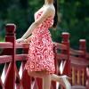 Người đẹp tuổi teen trong nắng thu Hà Nội