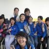 Hình ảnh ngày hội hiến máu đợt I năm học 2010-2011