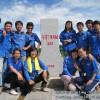 """Sinh viên Thăng Long tham gia chương trình """"Rèn luyện đoàn viên thời kỳ mới"""""""