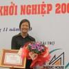 Sinh viên Thăng Long đạt giải ba cuộc thi khởi nghiệp 2009