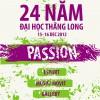 Hội trường 24 năm Đại học Thăng Long
