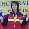5 'bóng hồng' của thể thao Việt Nam