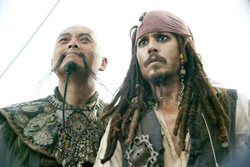 12 Johnny depp 'Cướp biển Caribbe 4' kể về thủy triều quái lạ