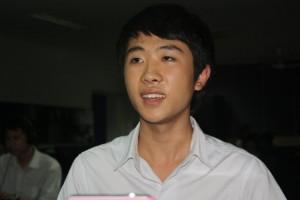 Thí sinh Nguyễn Xuân Thái - SBD 03