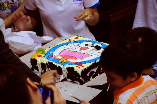 16 Thí sinh TL Idol2010 tham gia Tình nguyện tại Viện Nhi