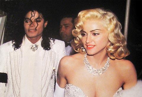 22 mj Michael Jackson ngượng ngùng trước Madonna