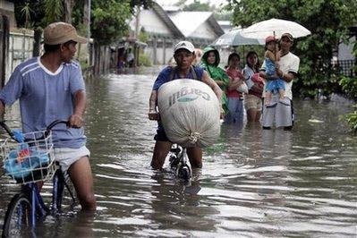 77091255947510 Philippines chuẩn bị hứng bão mới