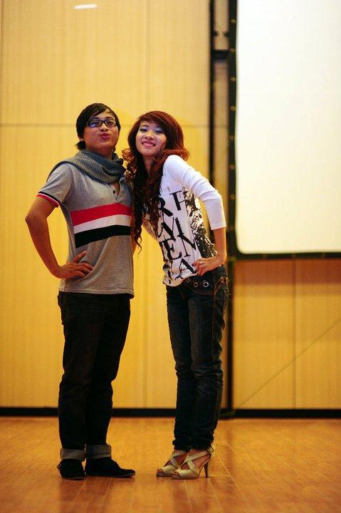Anh16 Háo hức chờ đón đêm chung kết Thăng Long Idol 2010!