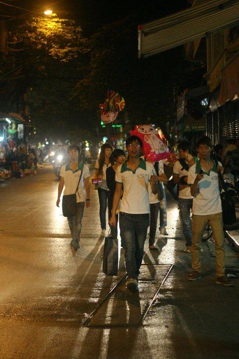 Anh2 Háo hức chờ đón đêm chung kết Thăng Long Idol 2010!