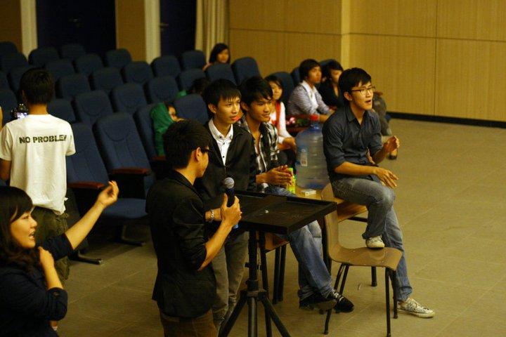 Anh6 Háo hức chờ đón đêm chung kết Thăng Long Idol 2010!
