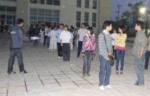 DSC00655 299x192 Tổng kết tiết mục cho Hội Trường của các CLB võ thuật