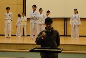 DSC00660 299x202 Tổng kết tiết mục cho Hội Trường của các CLB võ thuật