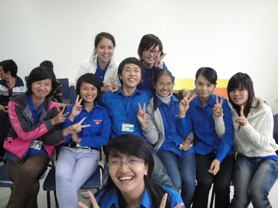 Đội Sinh viên Tình nguyện Thăng long