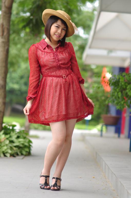 DSC 0179 510x768 Ala Boutique đồng hành cùng Thăng Long Idol 2011