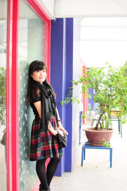 DSC 3653 510x768 Ala Boutique đồng hành cùng Thăng Long Idol 2011