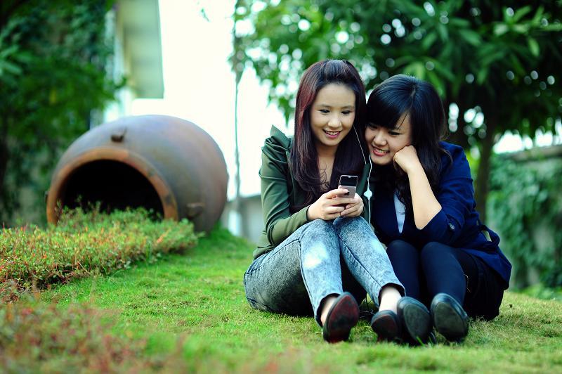 DSC 7374 Gặp gỡ hai cô bạn dễ thương của Thăng Long Idol 2010