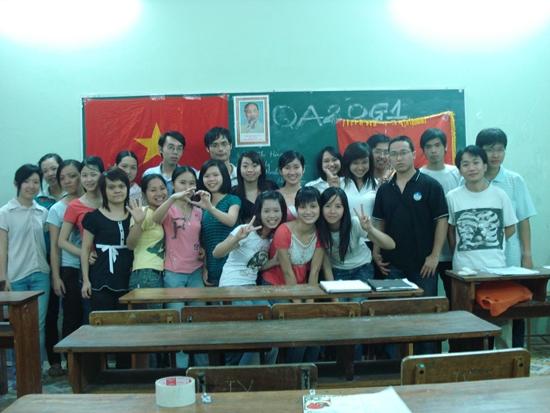 Thông báo tổ chức Đại hội Chi Đoàn cho K22