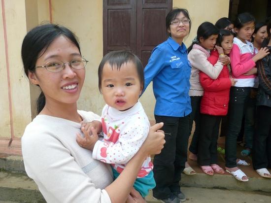 Giáo viên trường THCS Đồng Sơn