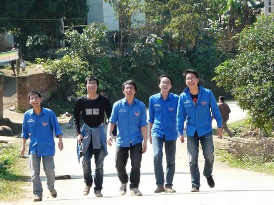 Dạo chân trên những nẻo đường Đồng Sơn...