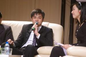 Anh Trịnh Minh Giang, cựu sinh viên ĐH Thăng Long
