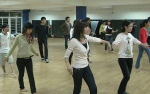 IMG 8796 300x189 CLB Dance Sport khai giảng khóa học mới