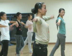 IMG 8839 300x233 CLB Dance Sport khai giảng khóa học mới