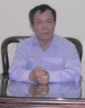 Mr Phu Thầy Hiệu trưởng trường ta