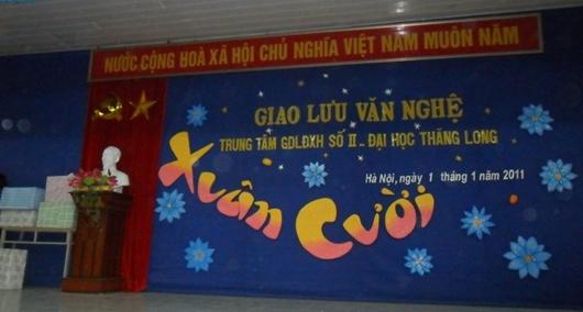 SuoiHai BaVi SVTN TL 07 Tình nguyện dã ngoại với Đội SVTN Thăng Long