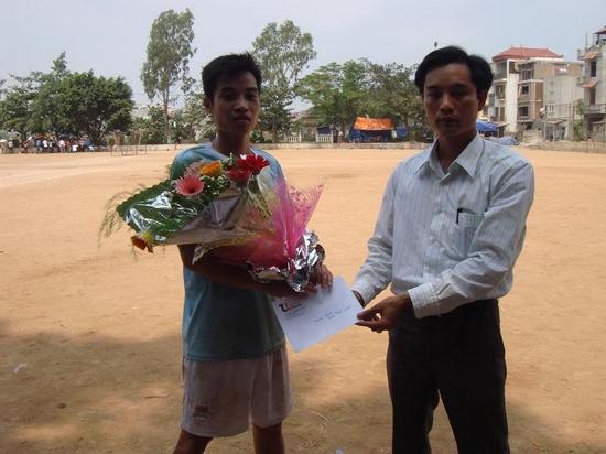 ThangLongCup201013 Kết quả của giải bóng toàn trường Thăng Long Cup 2010
