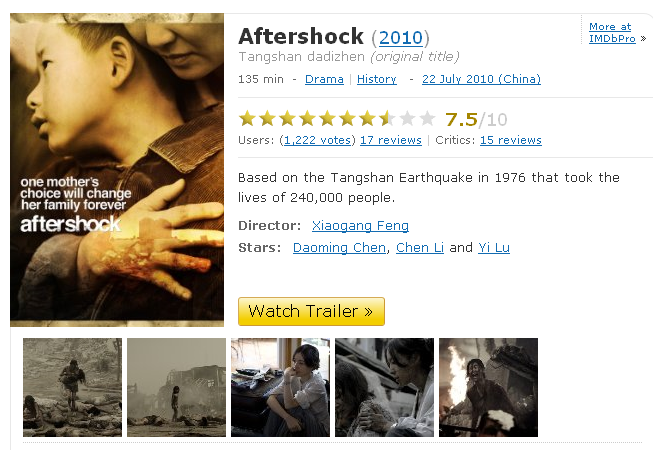 aftershock2010imdb1291332083966.700x0 Aftersock   Đường Sơn đại địa chấn (2010)[Viet Sub][Xem Online]