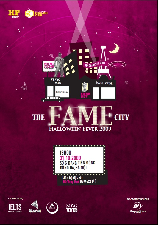 hlw Halloween Fever 2009: The FAME City