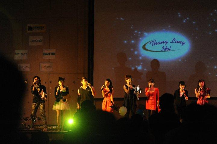 idol 091 Thăng Long Idol 2011 – Đánh thức đam mê