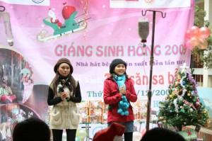 img 0969 300x199 Giáng sinh Hồng 2009 với các bé ở Viện K Tam Hiệp