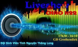 liveshow1 300x184 Liveshow Chào K22 của Đội SVTN Thăng Long